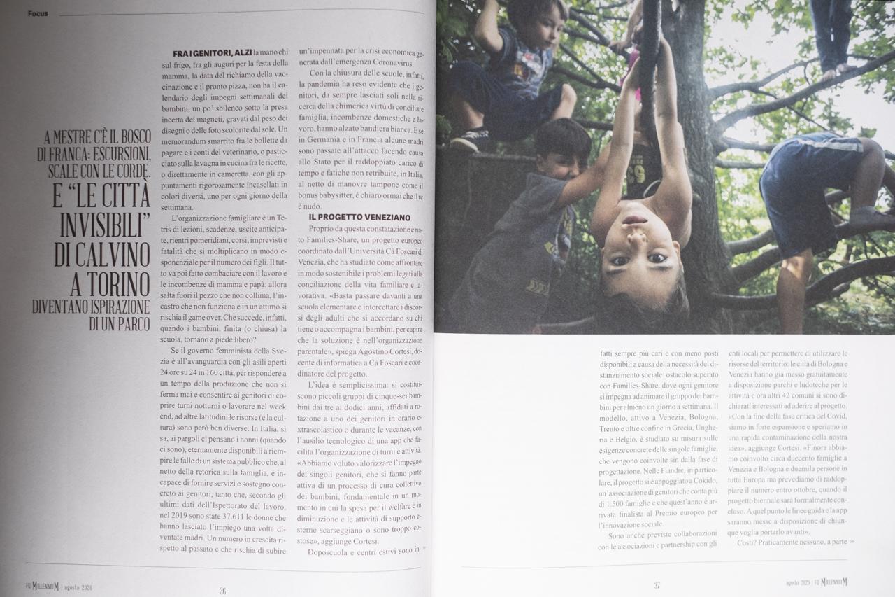 Stefano Stranges - Millenium del fatto quotidiano - editoriale