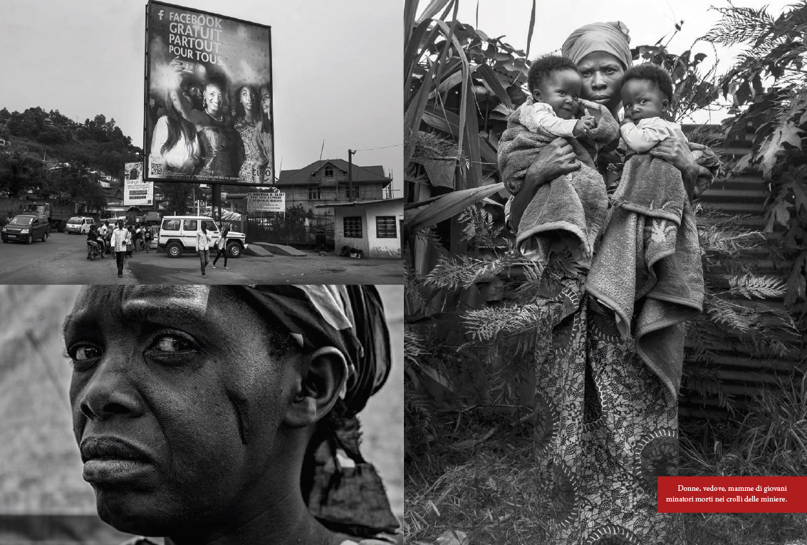 The victims of our wealth - RD Congo - Stefano Stranges